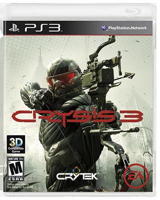 [PS3] Crysis 3 (2013) - FULL ITA