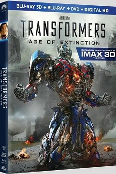 Transformers: Kayıp Çağ - 2014 3D BluRay 1080p H-SBS DuaL MKV indir
