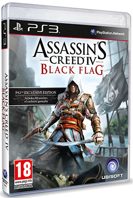 [PS3] Assassin's Creed IV: Black Flag (2013) - FULL ITA