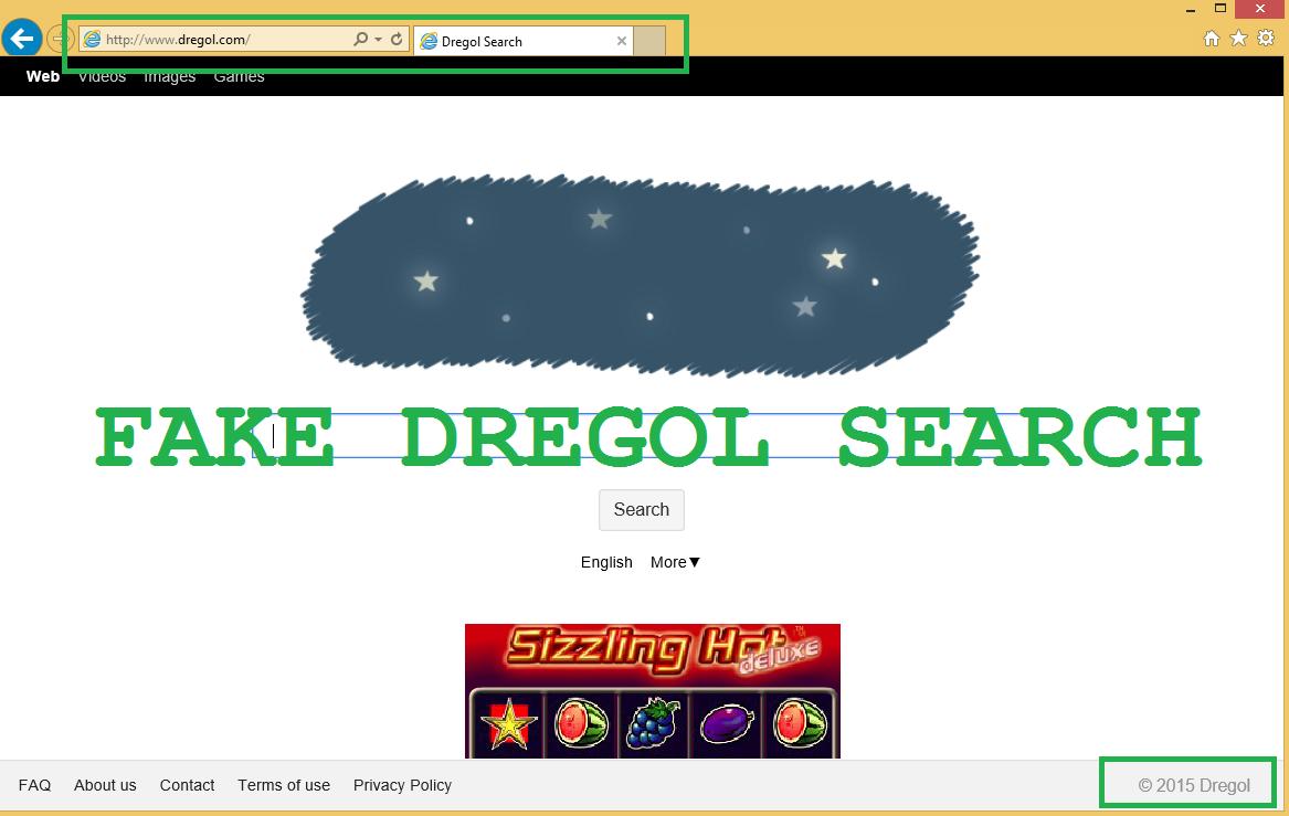 Virus Dregol.com