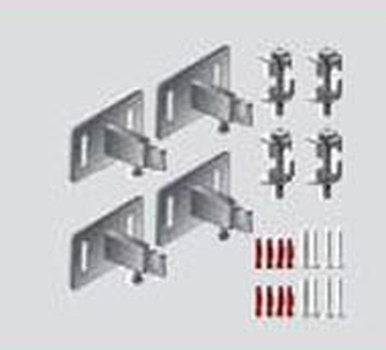 halter f r buderus heizk rper schnellkonsole befestigungen wandhalter konsole ebay. Black Bedroom Furniture Sets. Home Design Ideas