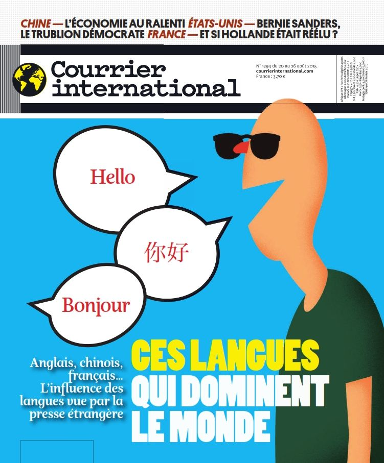 Courrier International 1294 - 20 au 26 Août 2015