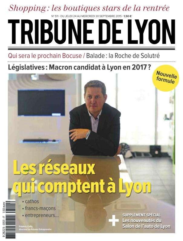 Tribune De Lyon - 24 au 30 Septembre 2015