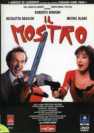 Il mostro (1994) Dvd5 Custom ITA
