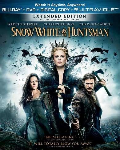 Pamuk Prenses ve Avc� - Snow White And The Huntsman - 2012 T�rk�e Dublaj BRRip indir