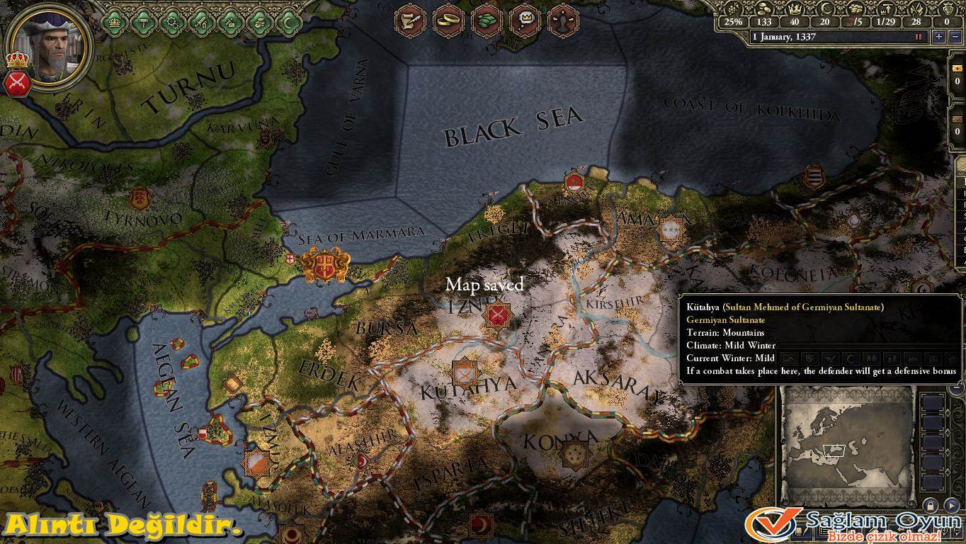 Crusader Kings 2: Way of Life