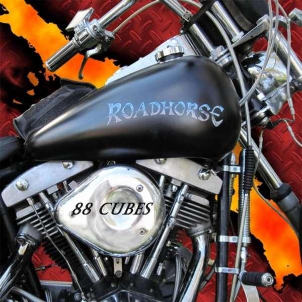 Roadhorse - 88 Cubes (2014)