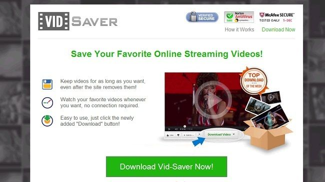 Remove Ads by Vid Saver