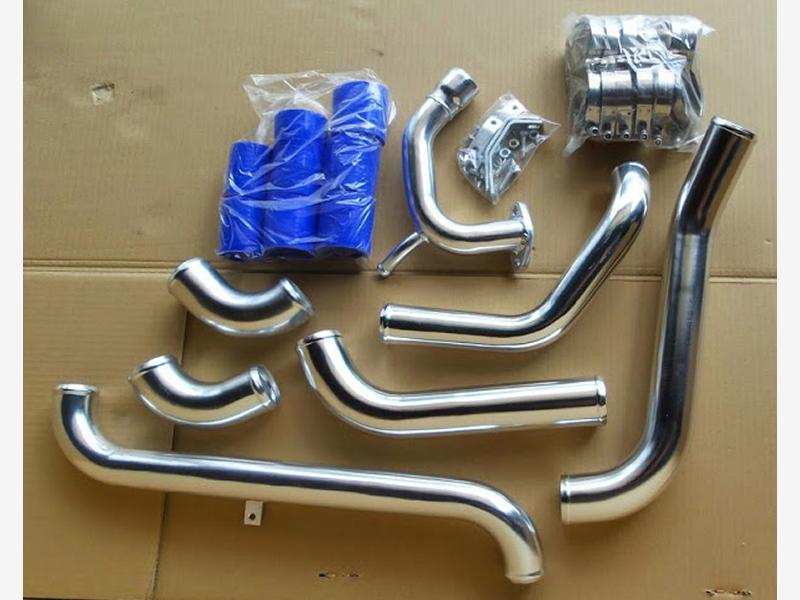 FMIC Intercooler Piping Toyota Starlet 4EFTE EP82 EP91 turbo
