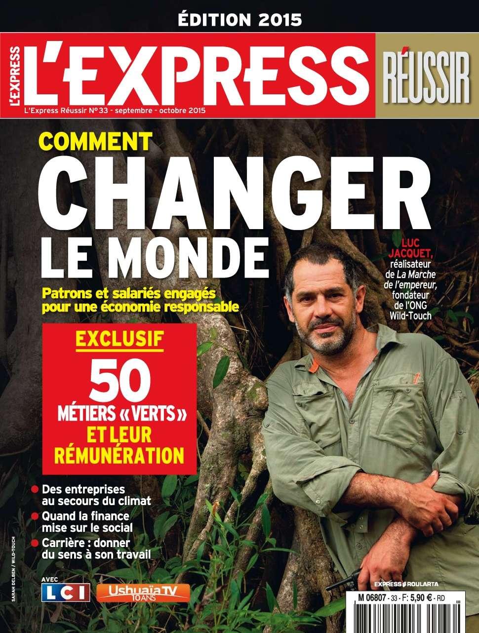 L'Express Hors-Série 43 - Septembre-Octobre 2015