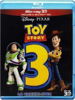 Toy Story 3 - La grande fuga 3D (2010)  Blu Ray Full 3D DTS-HD ENG DTS ITA Sub - DDN