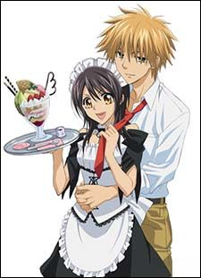 Watch Maid Sama! Online