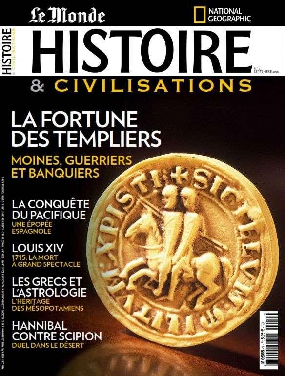 Histoire & Civilisations – Septembre 2015