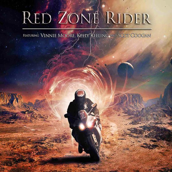 Red Zone Rider - Red Zone Rider (2014)