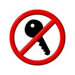 Access control not keys
