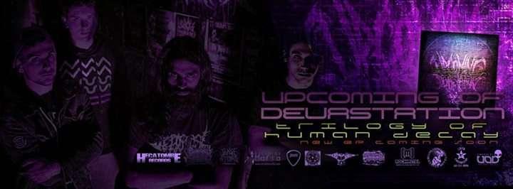 Upcoming of Devastation nuevo EP