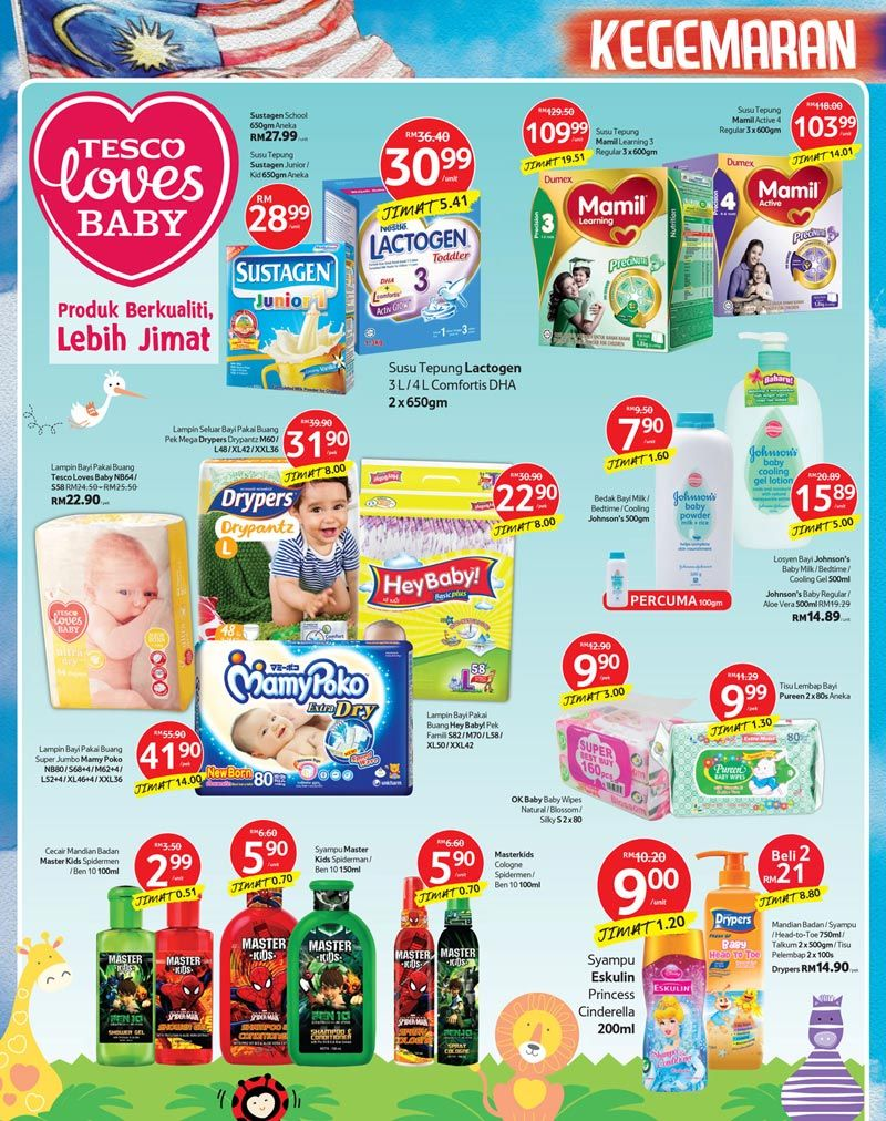 Tesco Weekly Catalogue (28August - 3September 2014)