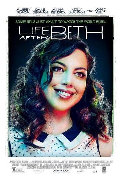 Life After beth 2014 pelicula de terror
