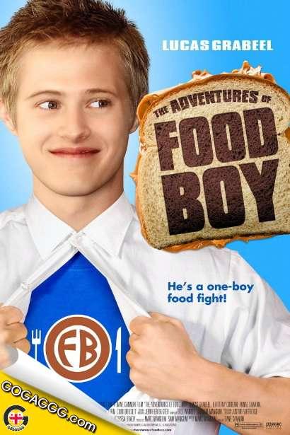 The Adventures Of Food Boy | პატარა მზარეულის თავგადასავლები