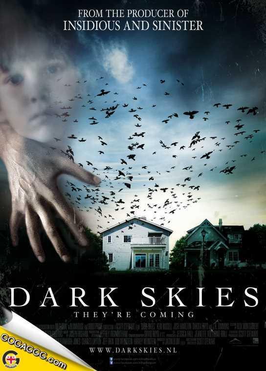 Dark Skies | ბნელი ზეცა