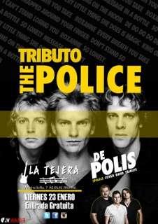 La Tejera cartel De Polis