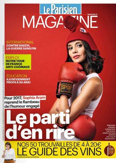 Le Parisien Magazine du vendredi 4 Septembdre 2015