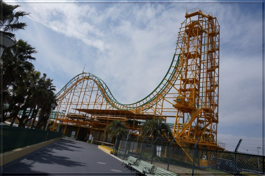 Re: [TR] Nagashima Spa Land (april 2015)
