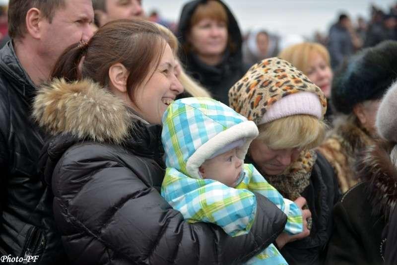 Крещение в Днепропетровске