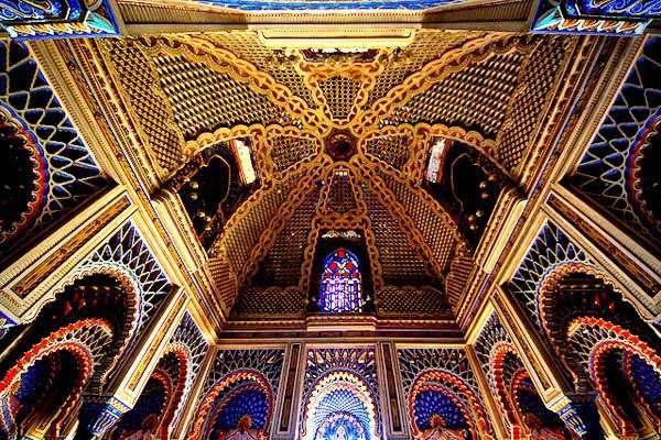 Reggello Italy  city pictures gallery : Curious Places: Castello di Sammezzano Reggello/ Italy