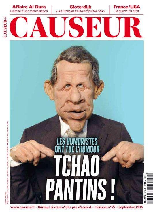 Causeur - Septembre 2015