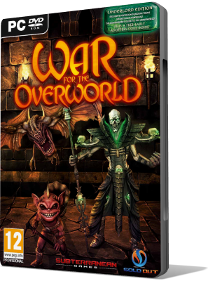 [PC] War for the Overworld - The Under Games (2018) - SUB ITA