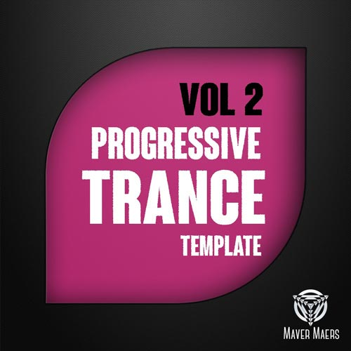 Progressive Trance Logic Pro Template Vol. 2