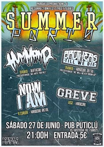 Summer Party -Resu Street Team