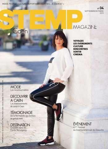 Stemp Magazine - Septembre-Octobre 2015