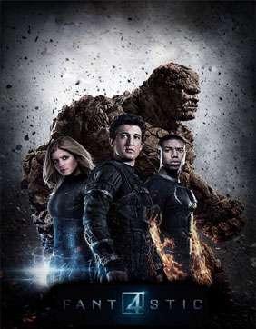 Fantastic Four สี่พลังคนกายสิทธิ์ HD 2015