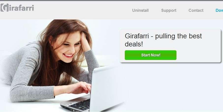 โฆษณา Girafarri