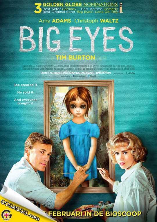 Big Eyes | დიდი თვალები