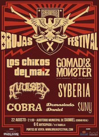 Brujas Festival