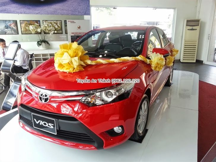 Toyota Vios 2015 Gianh nhieu loi the lon trong phan khuc