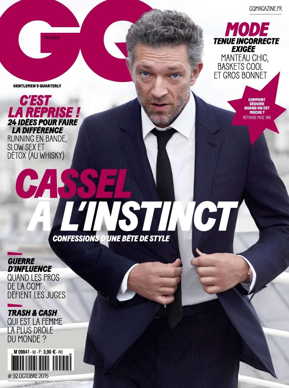 GQ 92 - Octobre 2015