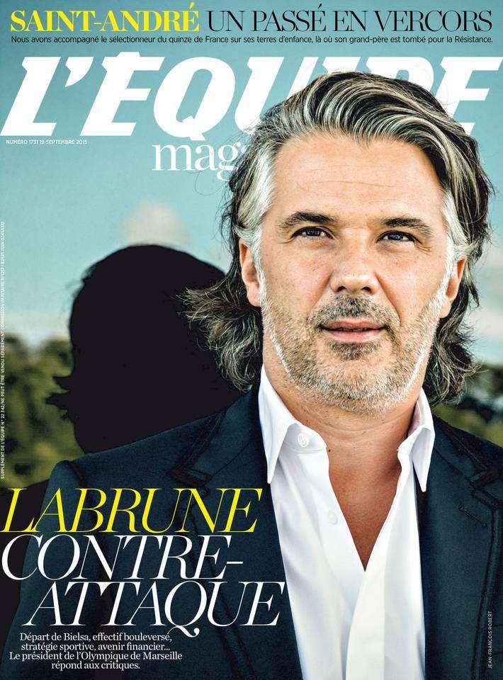 L'Equipe Magazine 1731 du Samedi 19 Septembre 2015