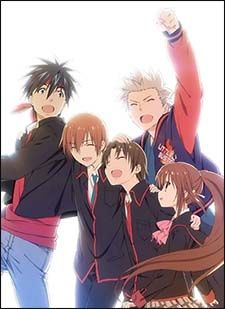 Watch Little Busters! Refrain Online