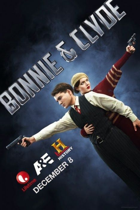 Bonnie and Clyde 2013 mini series