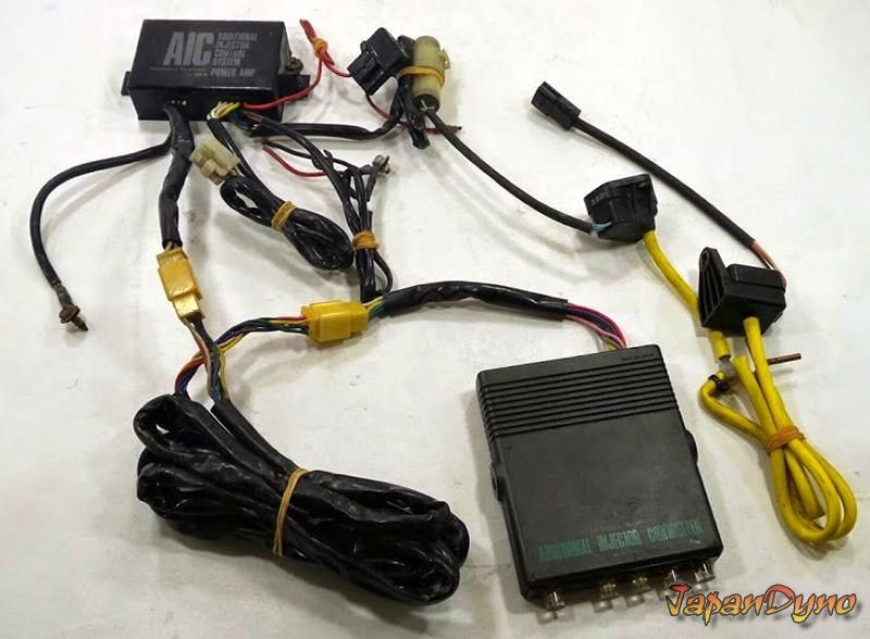 HKS AIC 1 I Additional injector controller CRX CIVIC turbo EP82