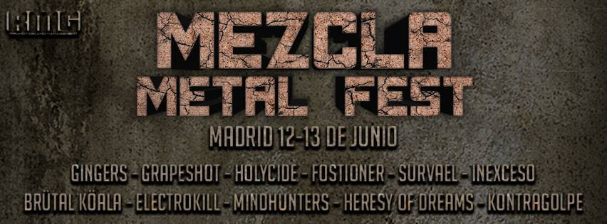 Mezcla Metal Fest