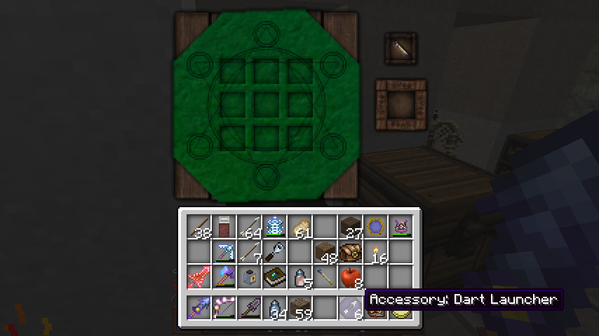 how to make arrows in minecraft without flint
