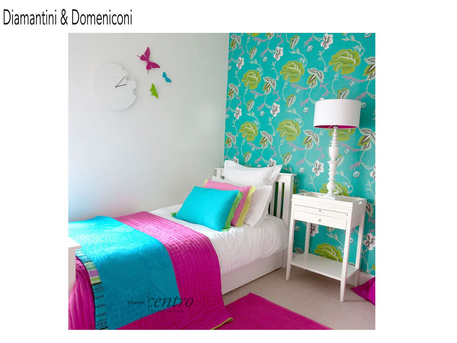 diamantini domeniconi butterfly orologio con 3 farfalle. Black Bedroom Furniture Sets. Home Design Ideas