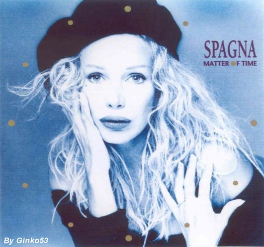 Ivana Spagna - Matter of Time (1993)