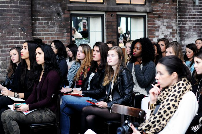 blog class event, yara michels, this chick's got style
