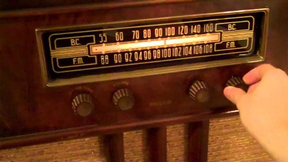 Radio Dial AM / FM